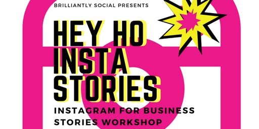 Instagram Stories for Small Business - Workshop