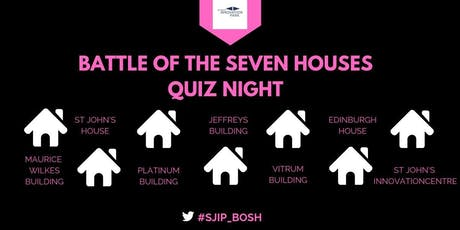 QUIZ NIGHT: Battle of the Seven Houses tickets