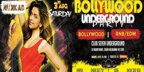 Bollywood Underground tickets