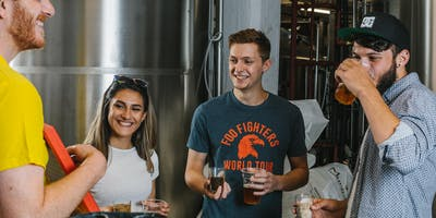 71 Brewing Tour for 2 people with 6 Beer Gift Pack