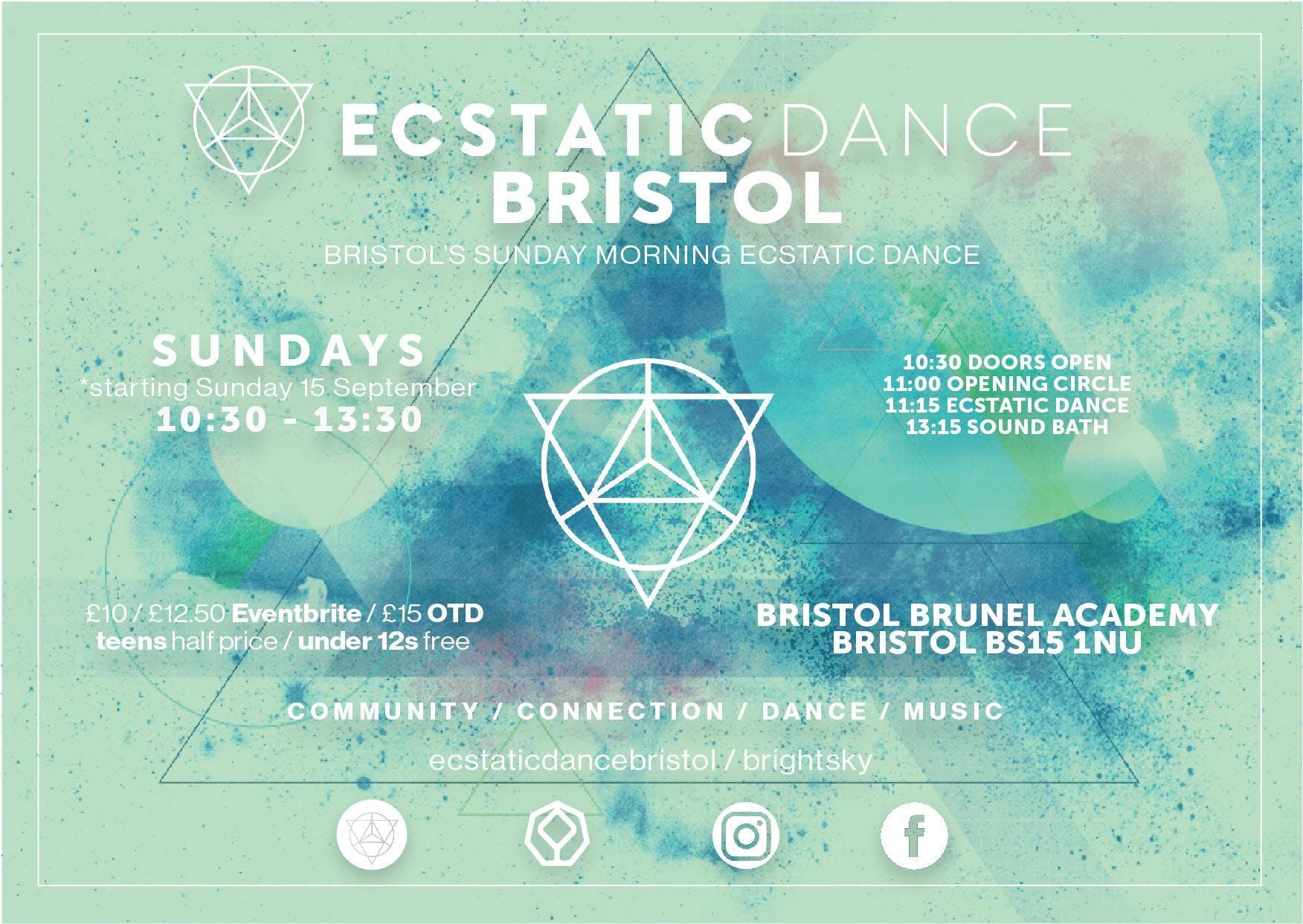 Ecstatic Dance Bristol
