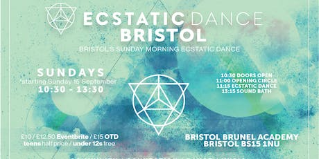Ecstatic Dance Bristol tickets