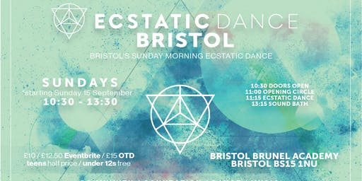 Ecstatic Dance Bristol