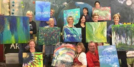 Break prophetic barriers through Art! tickets