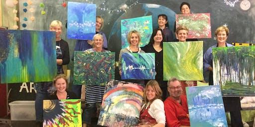 Break prophetic barriers through Art!