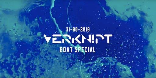 Verknipt Boat Special - 31 augustus