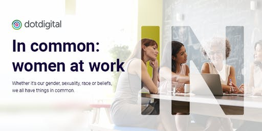 In common: women at work