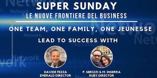 SUPER SUNDAY ROMA