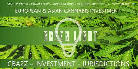 The Green Light - Demystifying Cannabis & Hemp Investment & Opportunities tickets