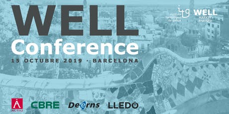 WELL CONFERENCE BARCELONA 2019 entradas