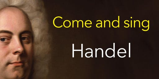 Come and sing Handel