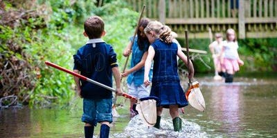 River Dipping + Craft