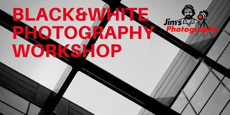Back & White Photography Workshop tickets