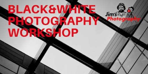Back & White Photography Workshop