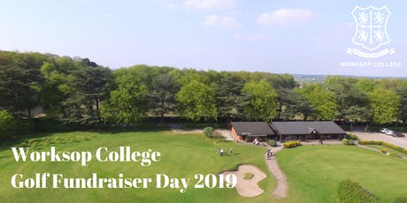 Worksop College Golf Fundraiser 2019 tickets