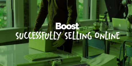 Successfully Selling Online | Retail Masterclass | Leeds Boost tickets