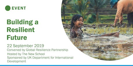 Building a Resilient Future tickets