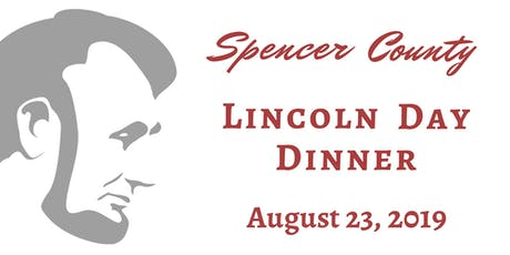 Lincoln Day Dinner 2019 tickets