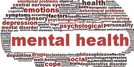 DST Mental Health Awareness Session tickets