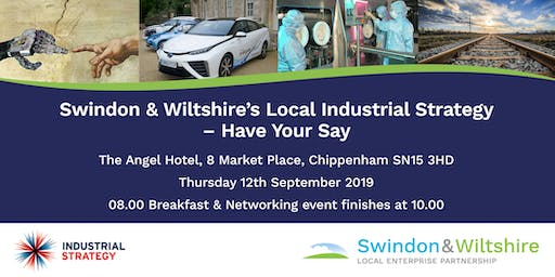 Local Industrial Strategy Breakfast Event