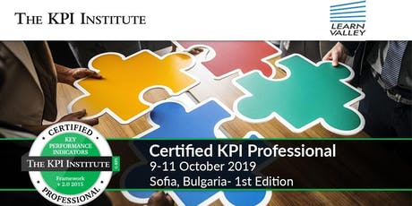 Certified KPI Professional tickets