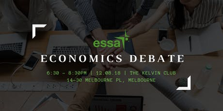 ESSA Presents: The Sixth Annual Economics Debate tickets