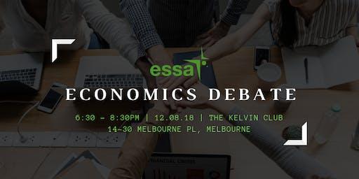 ESSA Presents: The Sixth Annual Economics Debate