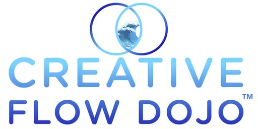 the Creative Flow Dojo™ 8:30-10pm Group Classes in Creative Flow