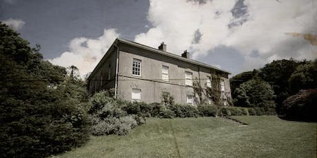 Scolton Manor Ghost Hunt- Haverfordwest- £32 P/P tickets