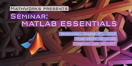 MATLAB Essentials Seminar tickets