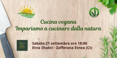 Cucina vegana: impariamo a cucinare dalla natura