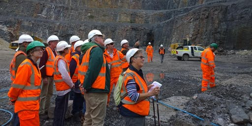 Batts Combe Quarry Tour