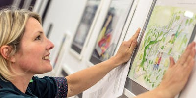 Sell Your Work at Seaham's September Art Market Opening Workshop