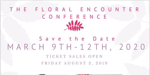 The Floral Encounter  Conference