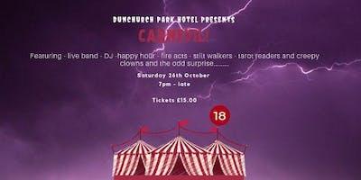 Halloween CarnEvil Party Night