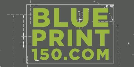 Blueprint150 tickets