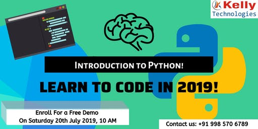 Free Demo On Python Training-Exclusively By Kelly Technologies Attended By