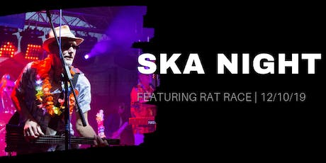 Rat Race & Ska Night @ The Pack Monday Fair tickets