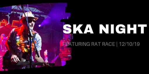 Rat Race & Ska Night @ The Pack Monday Fair