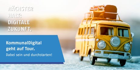 KommunalDigital auf Tour in Tübingen Tickets