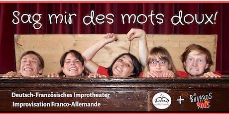 Spectacle d'improvisation Les Bavards Rois Tickets