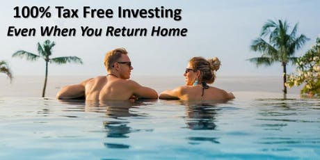 100% Tax-Free Income For Returning Australians?  Yes!  Here's how... tickets