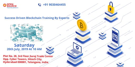 Get Registered For The Interactive Demo and new batch starts On Blockchain