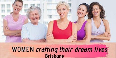 Women Crafting Their Dream Lives Workshop tickets