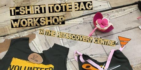 T-Shirt Tote Bag Workshop tickets