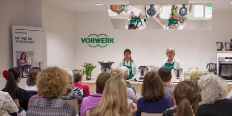 'First Class with Thermomix' cooking class, Bath tickets