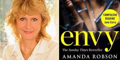 Author Event: Amanda Robson- Envy