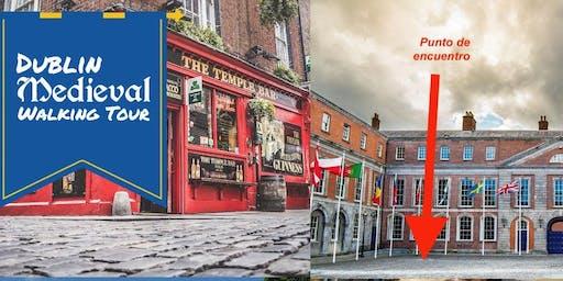 Dublin Medieval Tour en Español