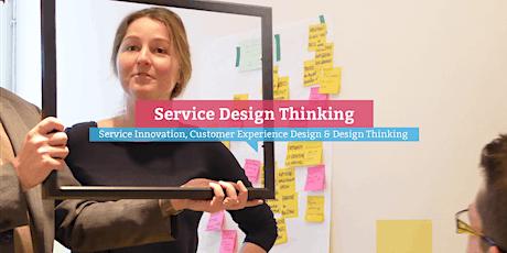 Certified Service Design Thinker, Hamburg Tickets