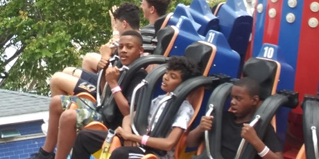 Miss Gil Tutorial Day Camp to Six Flags Great Adventure for all friends and family tickets